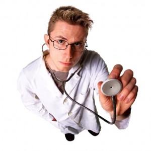Доктор первое посещение