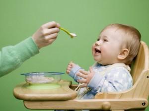 Какое детское питание